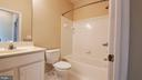 Full bath. - 18805 PIER TRAIL DR, TRIANGLE