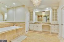 Owner's Suite Bathroom - 9005 FERNWOOD RD, BETHESDA