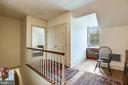 Upper Level Landing - 205 WINCHESTER BEACH DR, ANNAPOLIS