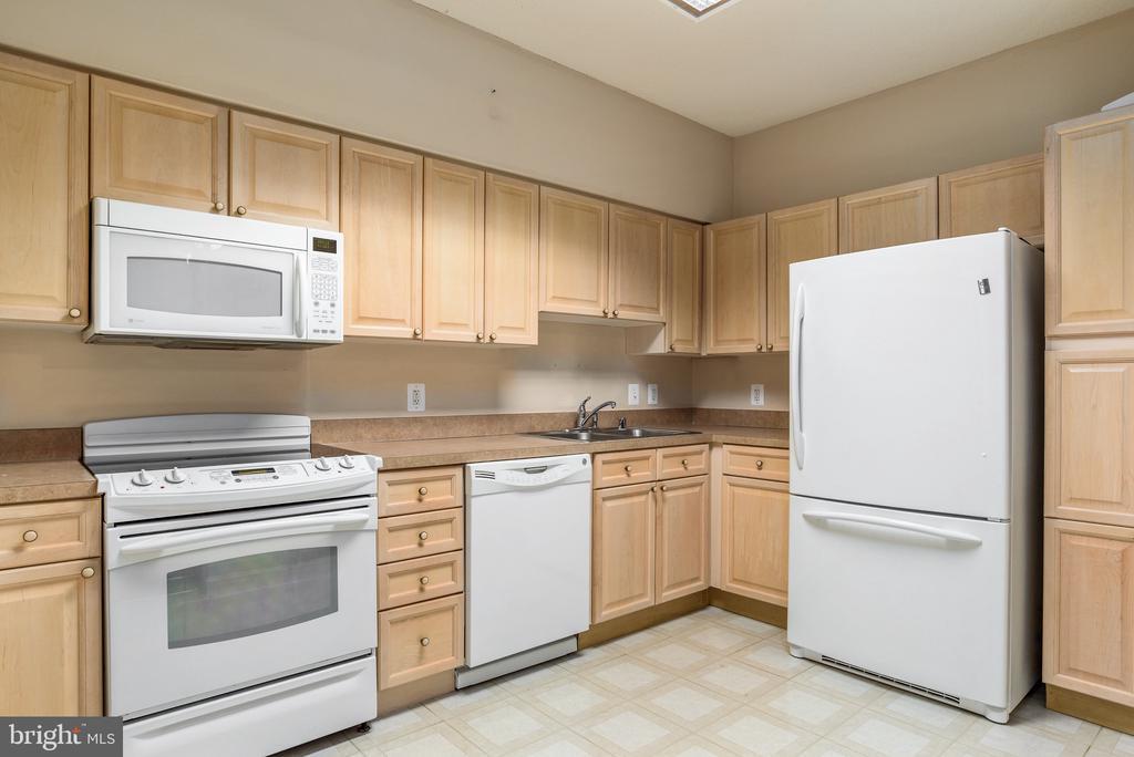 Kitchen - 19355 CYPRESS RIDGE TER #422, LEESBURG