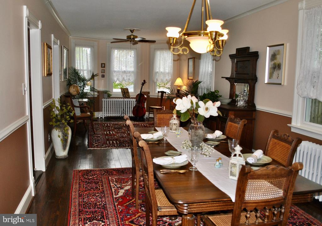Originaglly DR & LR can use space by bay window - 434 STATE ST, ANNAPOLIS