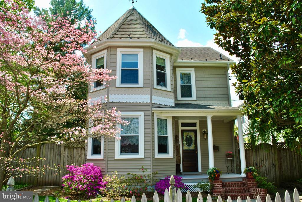 Welcome to 434 StateSt. on quiet 1-way block - 434 STATE ST, ANNAPOLIS