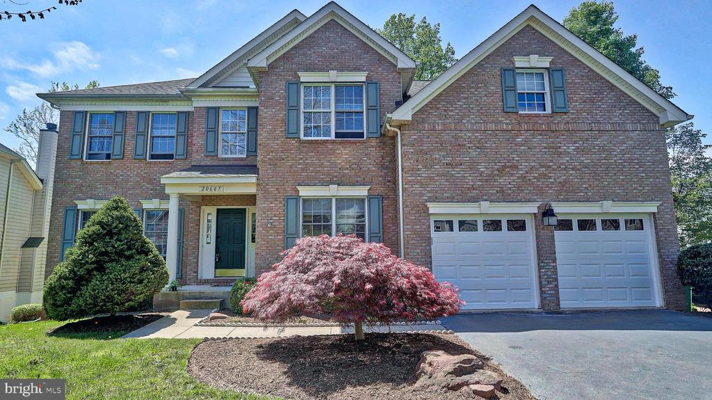 - 20667 FOREST OVERLOOK CT, STERLING