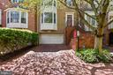 Two car garage and space for 2 cars on driveway - 5934 MAPLEWOOD PARK PL, BETHESDA