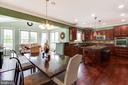 Breakfast Room - 16144 WOODLEY HILLS RD, HAYMARKET