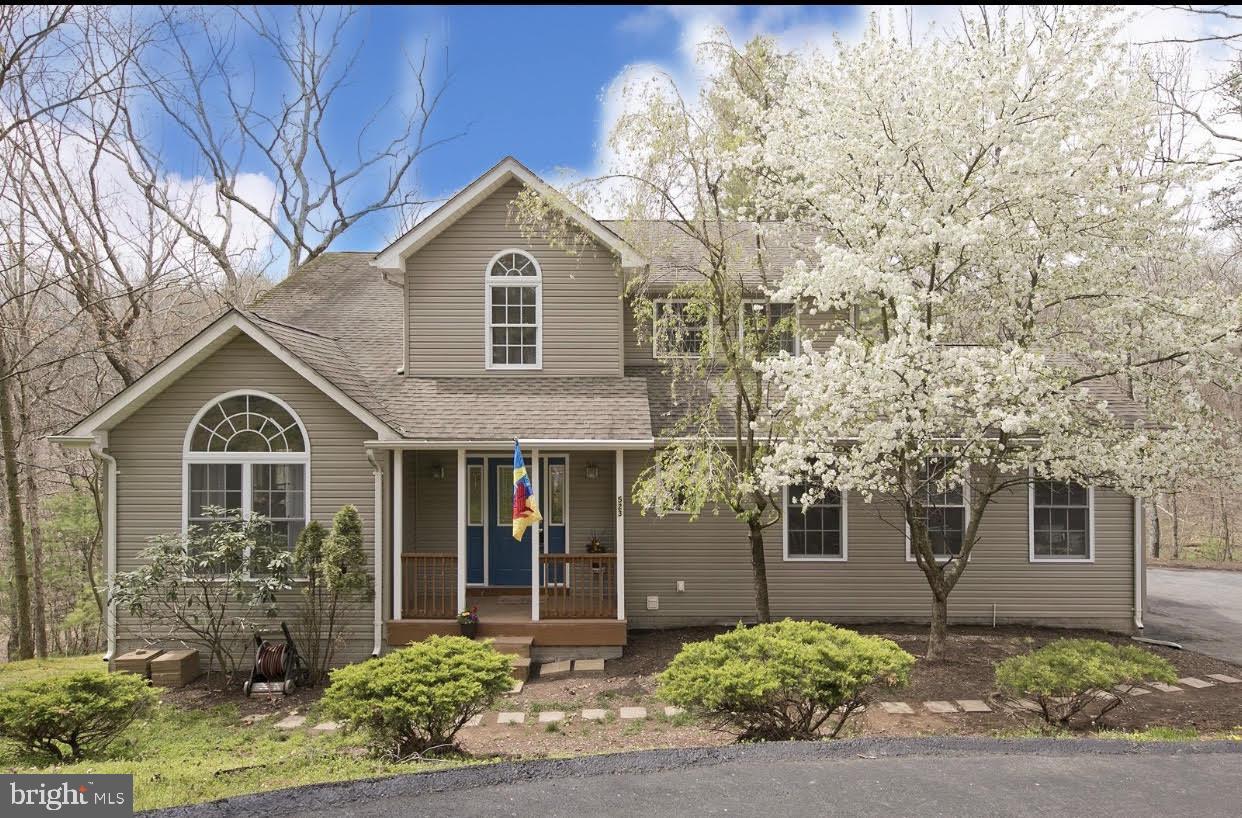 Single Family Homes のために 売買 アット Cross Junction, バージニア 22625 アメリカ