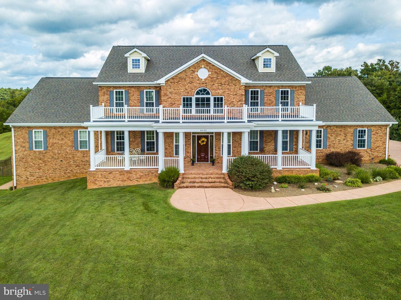 Single Family Homes のために 売買 アット Rixeyville, バージニア 22737 アメリカ