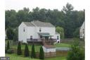 Large fenced rear yard and deck - 4830 OLD HOLTER RD, JEFFERSON