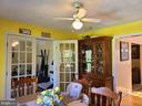 Double indoor french doors - 544 PYLETOWN RD, BOYCE