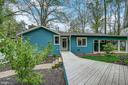 Decking leads to all areas of the home! - 1735 WESTMORELAND TRL, ANNAPOLIS