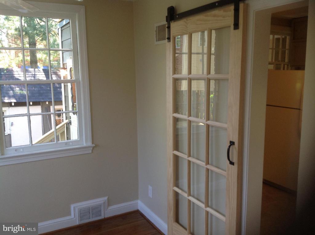 Main Level Dining Room - 604 N EMERSON ST, ARLINGTON