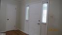 Large front foyer - 22191 BERRY RUN RD, ORANGE