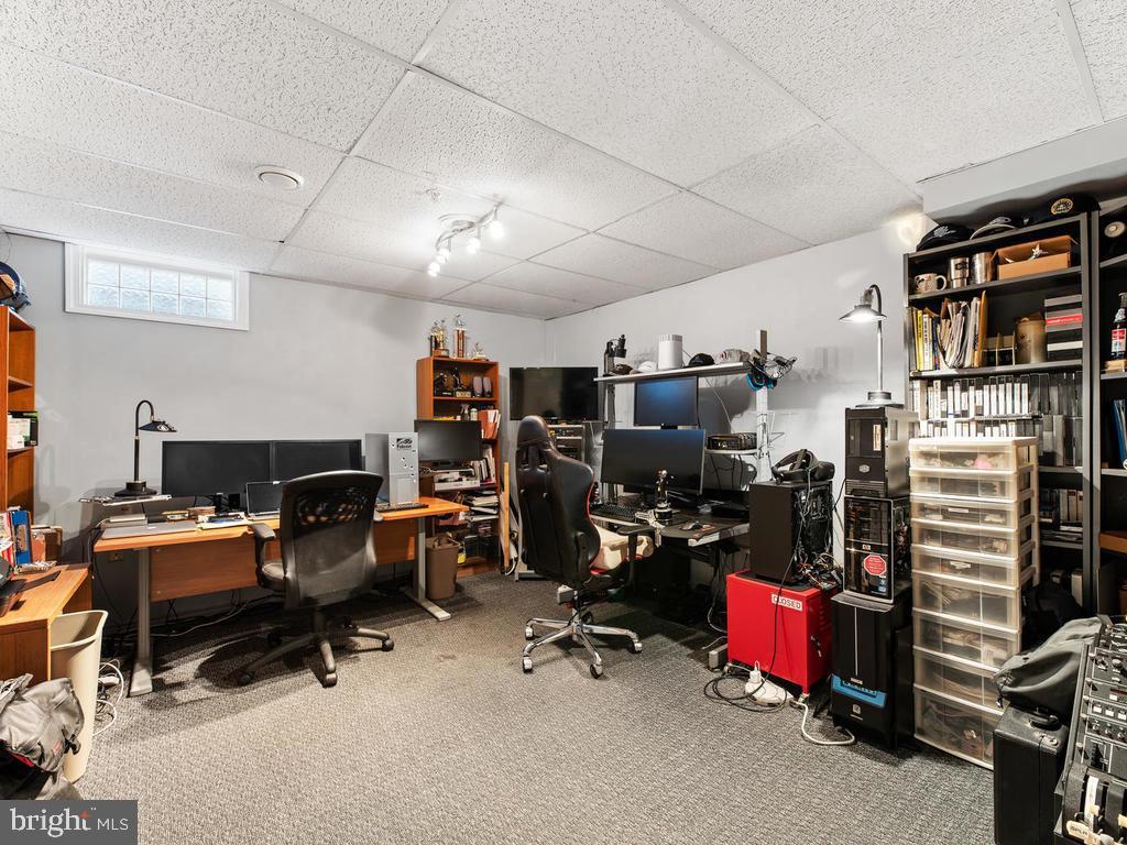 Lower Level Office - 4311 WOODBERRY ST, UNIVERSITY PARK