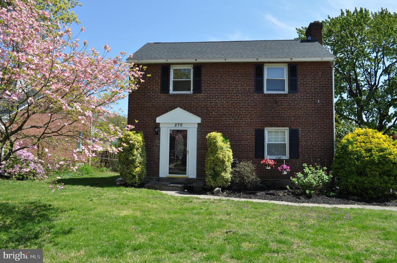 Single Family Homes için Satış at Aldan, Pennsylvania 19018 Amerika Birleşik Devletleri
