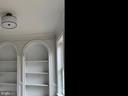Private Study with Built In Bookcases - 7906 KENT RD, ALEXANDRIA
