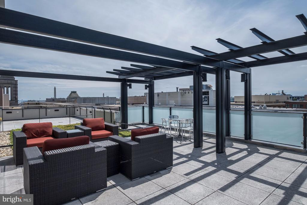 Rooftop Terrace - 1133 14TH ST NW #1211, WASHINGTON