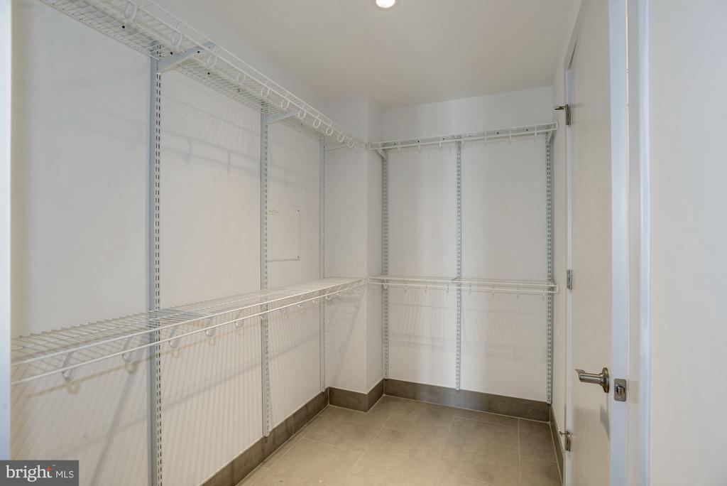 Large Walk In Closet - 1133 14TH ST NW #1211, WASHINGTON