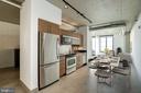 Open kitchen-dining - 1133 14TH ST NW #1211, WASHINGTON