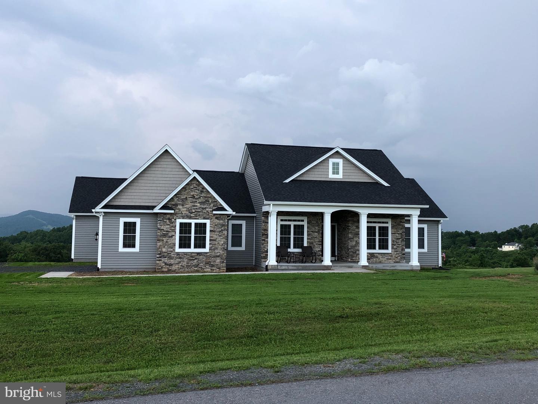 Single Family Homes のために 売買 アット Middletown, バージニア 22645 アメリカ