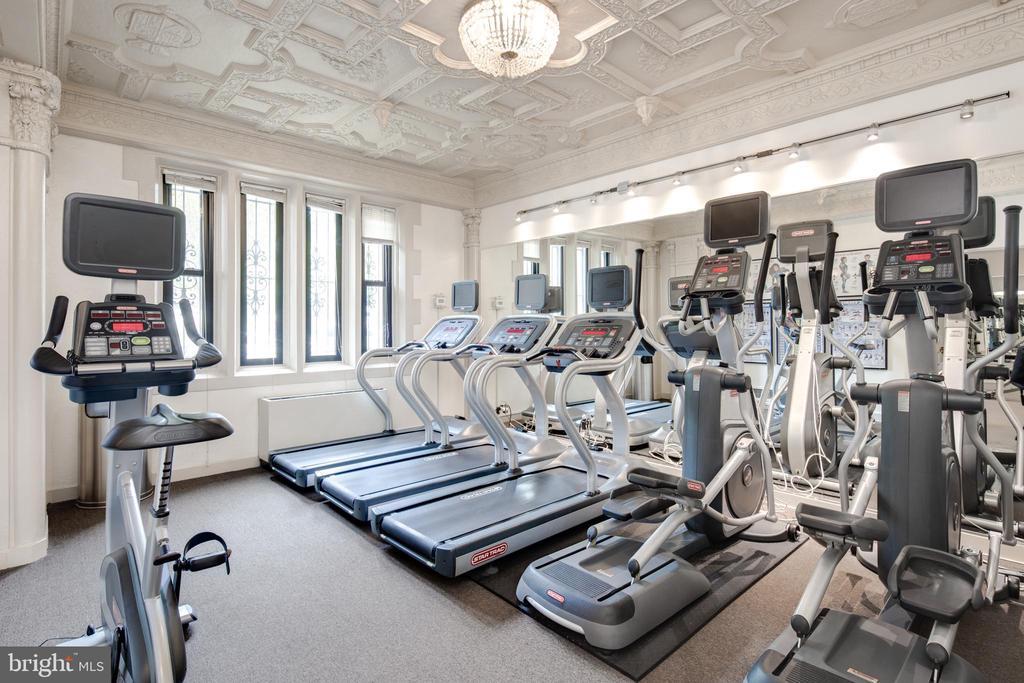 Gym - 1701 16TH ST NW #715, WASHINGTON