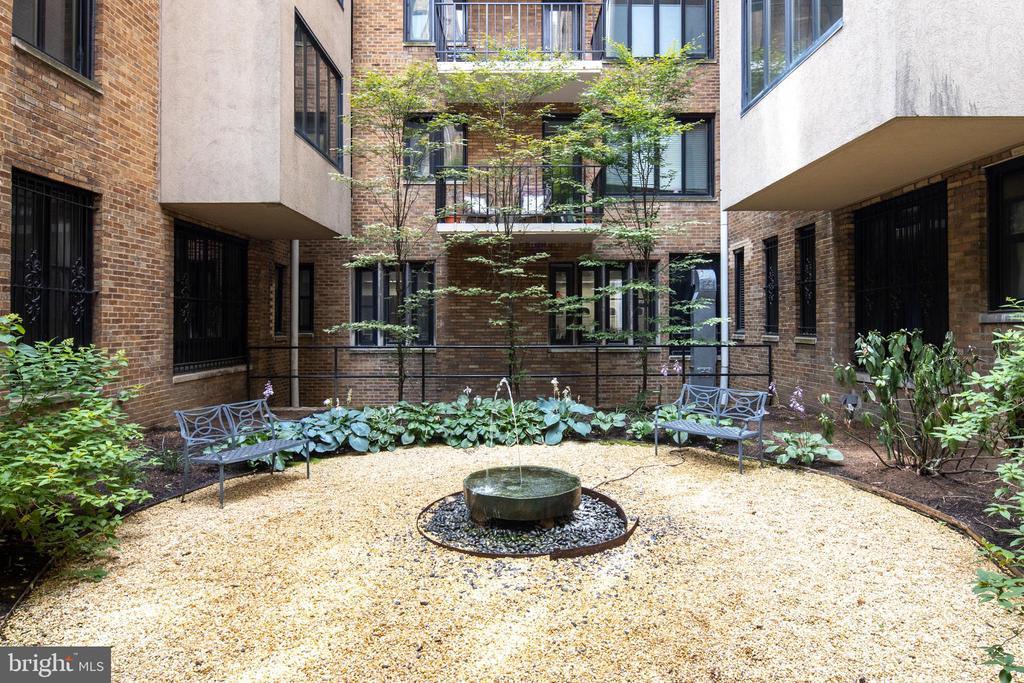 Courtyard - 1701 16TH ST NW #715, WASHINGTON