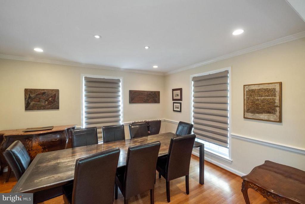 Dining room - 4732 MASSACHUSETTS AVE NW, WASHINGTON