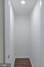 2nd hallway closet upstairs w/ auto lights - 18850 WICOMICO RIVER DR, COBB ISLAND