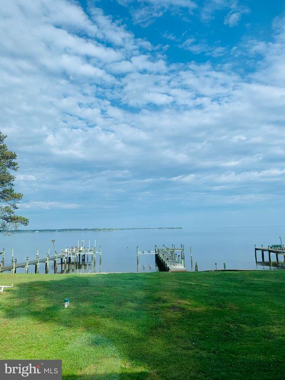 Wow! Enjoy all the water activities! - 18850 WICOMICO RIVER DR, COBB ISLAND
