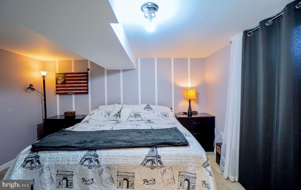 Second bonus room in basement. - 7709 WEBER ST, ANNANDALE