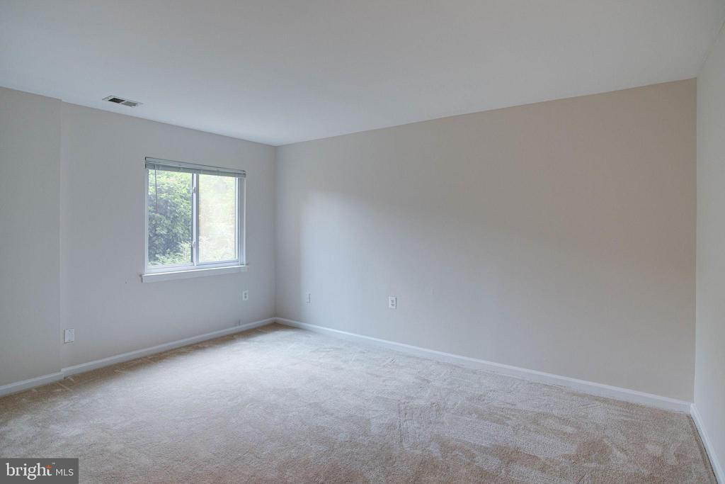 Master Bedroom with brand new carpet - 545 FLORIDA AVE #T1, HERNDON