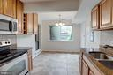 Stainless steel appliances - 545 FLORIDA AVE #T1, HERNDON