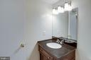 Updated Full Bath - 545 FLORIDA AVE #T1, HERNDON