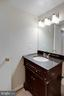 Full Bath with updated lighting - 545 FLORIDA AVE #T1, HERNDON
