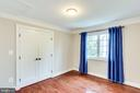 New Closet Lighting in All Bedrooms - 10811 CRIPPEN VALE CT, RESTON