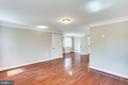 Adjoining Bedroom Nook for Seating - 10811 CRIPPEN VALE CT, RESTON