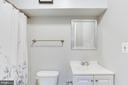 Full Basement Bath - 10811 CRIPPEN VALE CT, RESTON