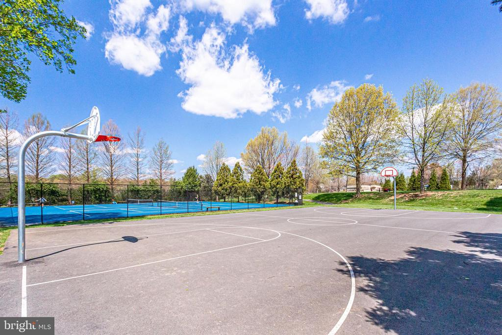 Walking Distance to Tennis and Basketball Courts - 10811 CRIPPEN VALE CT, RESTON