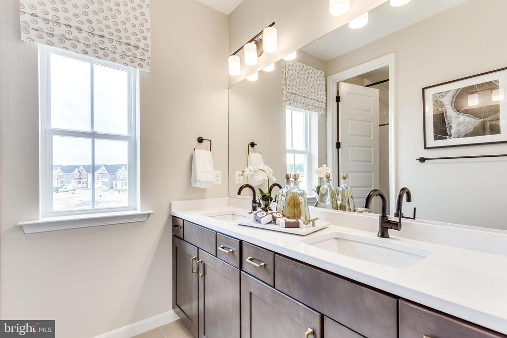 Model Home-~Full Bathroom - EMBREY MILL ROAD- YELLOWSTONE, STAFFORD