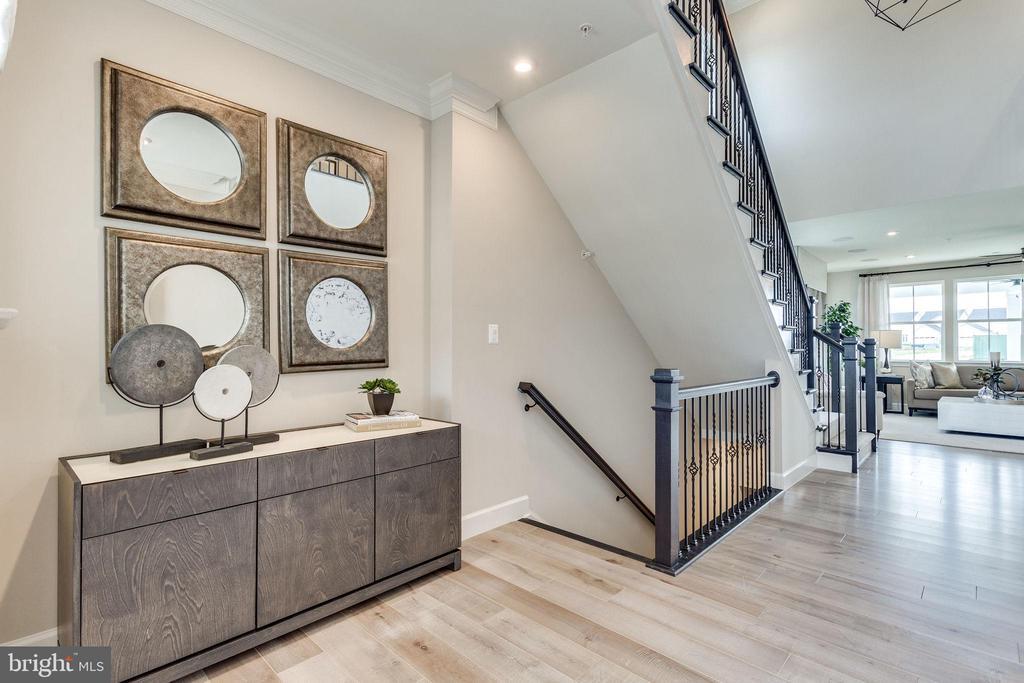 Model Home-~Foyer - EMBREY MILL ROAD- YELLOWSTONE, STAFFORD