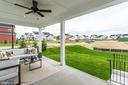 Model Home-~Covered Porch - EMBREY MILL ROAD- YELLOWSTONE, STAFFORD