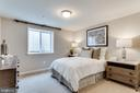 Model Home-~Lower Level Bedroom - EMBREY MILL ROAD- YELLOWSTONE, STAFFORD