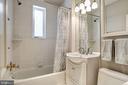 Full Bath - 2805 Q ST NW, WASHINGTON