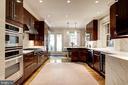 Kitchen - 2805 Q ST NW, WASHINGTON