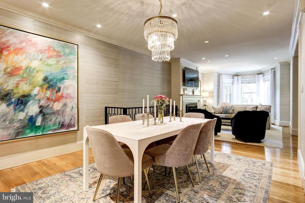 Dining Room - 2805 Q ST NW, WASHINGTON
