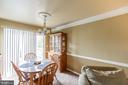 Dining Room - 11260 REMINGTON RD, BEALETON