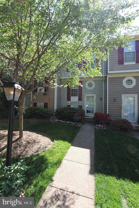 Front of home - 1594 WOODCREST DR, RESTON