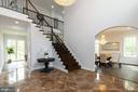 Foyer - 6564 EDSALL RD, ALEXANDRIA