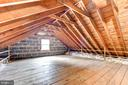 Attic/Flex Space - 5135 34TH ST NW, WASHINGTON