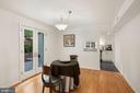 Separate Dining Room - 3030 N QUINCY ST, ARLINGTON
