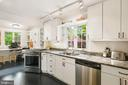 Updated Kitchen with granite countertops. - 3030 N QUINCY ST, ARLINGTON